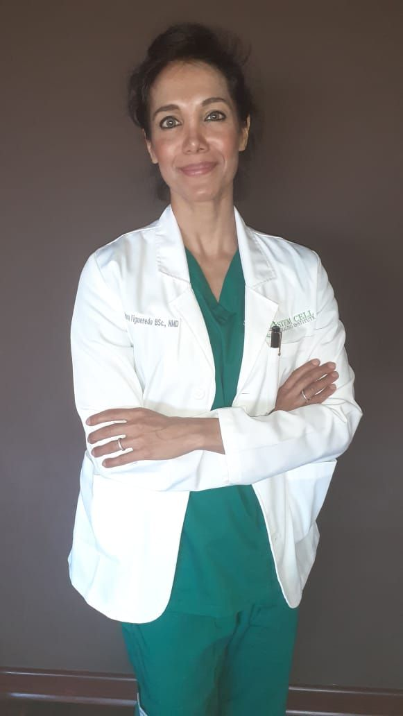 Dr Zahra Figueredo - Stem cell healing institute