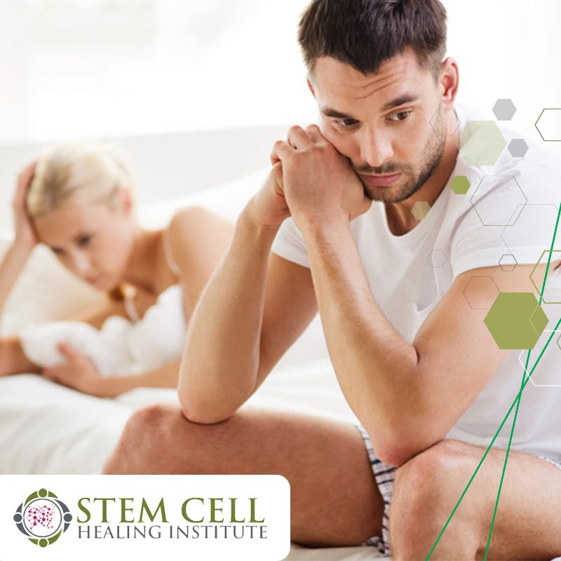 sexual disfunction - stem cell healing institute
